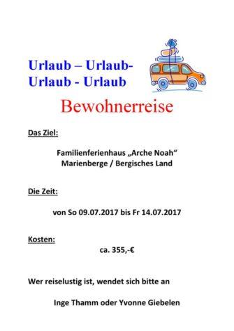 thumbnail of Urlaubsreise 2017