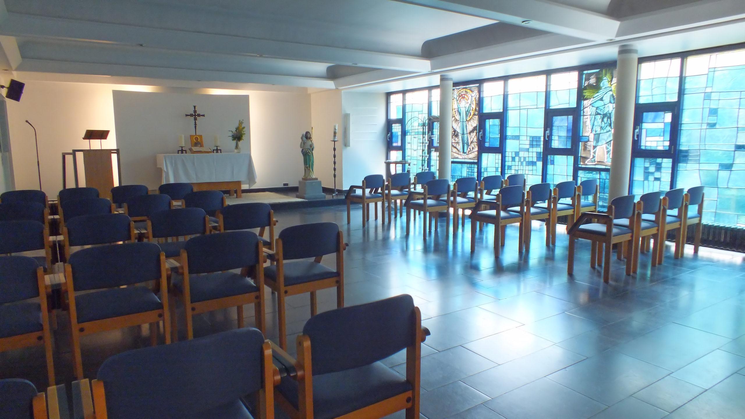 """Kapelle """"Zum guten Hirten"""""""